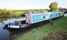 57' Reverse Layout Cruiser 2011 - Narrowboats of Staffordshire