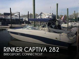 2006 Rinker Captiva 282