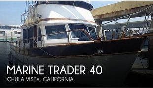 1977 Marine Trader Double Cabin 40