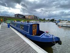 45' Narrowboat Surbiton