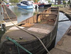 Narrow Boat Project, BCN, Joey Boat, Unconverted