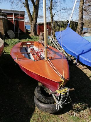 Solo 4001 - Severn Sailboats