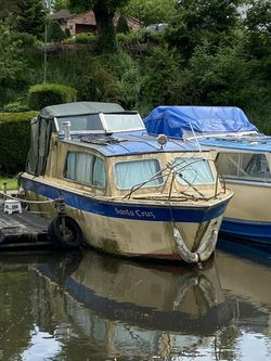 Santa Cruz 27ft Canal Cruiser