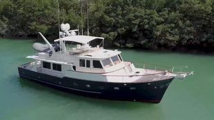1995 Fleming Pilothouse