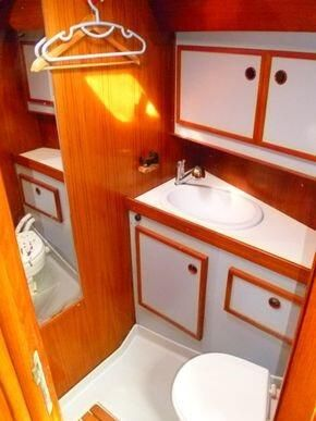 forward Wc WHB and shower