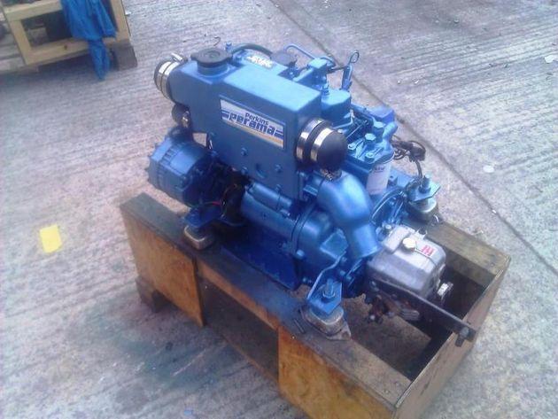 Perkins Perama M30 29hp Marine Diesel Engine