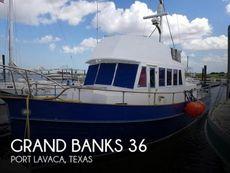 1970 Grand Banks 36 Classic