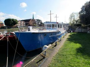 Patrol Vessel 55ft with Residential Mooring - Main Photo