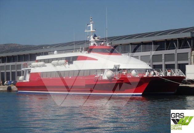 41m / 342 pax Passenger Ship for Sale / #1057645