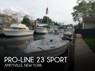 2001 Pro-Line 23 Sport