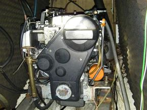 Lombardini engine