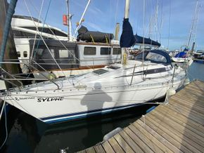 Beneteau First 305 Lifting Keel