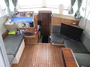 Princess 30DS   - Interior