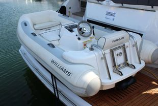 2012 Williams Turbo Jet 325