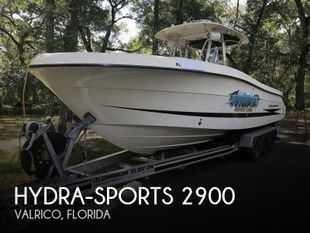 2007 Hydra-Sports Vector 2900 CC