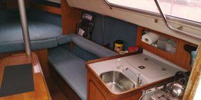 Cabin Starboard Side