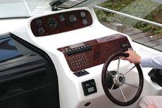 Sheerline 850 Aft Cockpit Helm