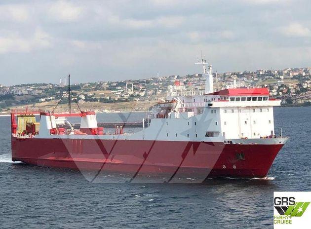 142m / 97 pax Passenger / RoRo Ship for Sale / #1010299