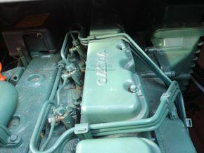 Coronet 32 Oceanfarer  - Engine