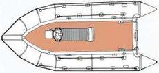 Avon SR4.0M Searider - Plan
