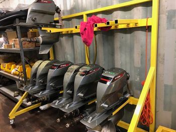 YANMAR DRIVES (ZT370 TRP)