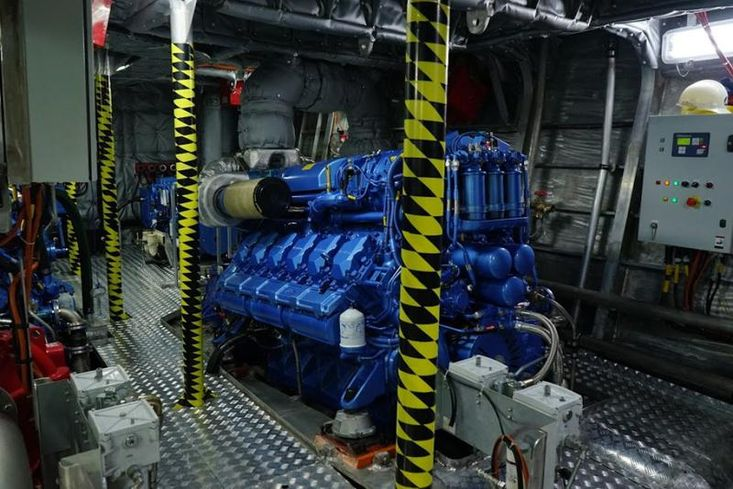 39mtr, 72pax, 28 knot Crew / Supply vessel (2019)