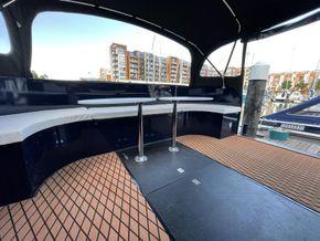 Removable deck tables