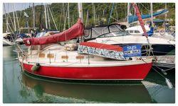 Allegro 27 Yacht in Langkawi Malaysia