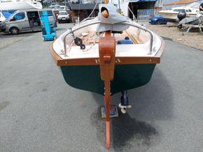 Character Boats Coastal Whammel Weekender - Stern