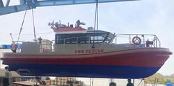 2018 WORK BOAT Fire Rescue Boat For Sale