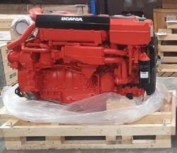 500 HP SCANIA D13 NEW MARINE ENGINES