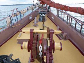 Anchor Winch
