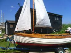 14ft RNSA One design Sailing Dinghy