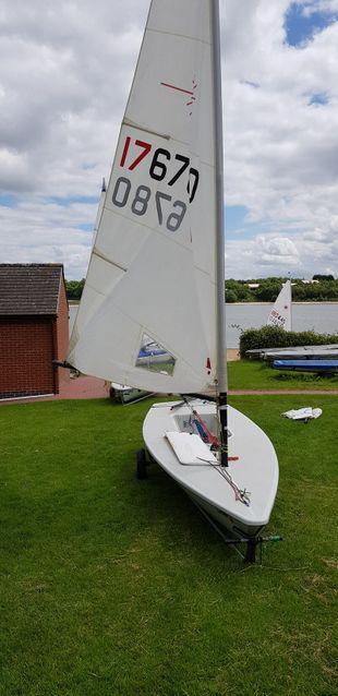 Laser 1 (Sail No. 176780)