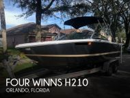 2014 Four Winns H210