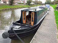 Under Offer Bertie 41ft Trad built 1991 Peter Nichols