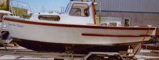 FM 20 Open Work Boat Pilot House