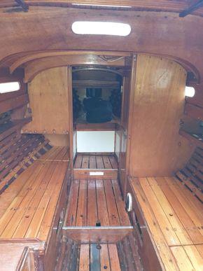 July 2021 Main cabin