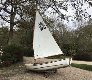 West Wight Scow