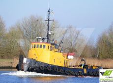 26m / 15ts BP Tug for Sale / #717G