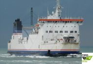 160m / 80 pax Passenger / RoRo Ship for Sale / #1030474