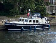 2002 SK Kotter Dutch Steel Cruiser 1350