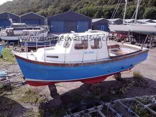 Cygnus DS25 Sea Angler Fishing Boat