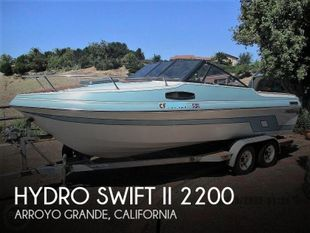 1992 Hydro Swift II 2200