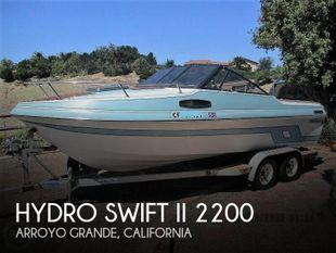 1992 Hydro Swift II 2200