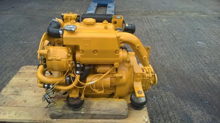 Vetus M3.10 22hp Marine Diesel Engine Package