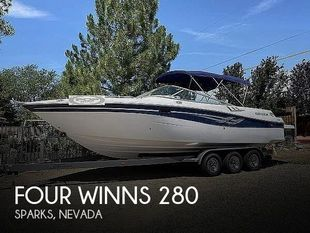 2000 Four Winns Horizon 280