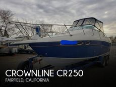 1994 Crownline CR250