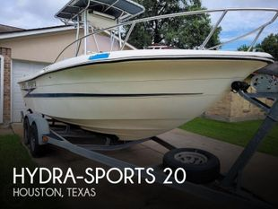 1990 Hydra-Sports 20 Sports Cruiser