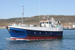 NEW BUILD 26.5m Purse Seiner